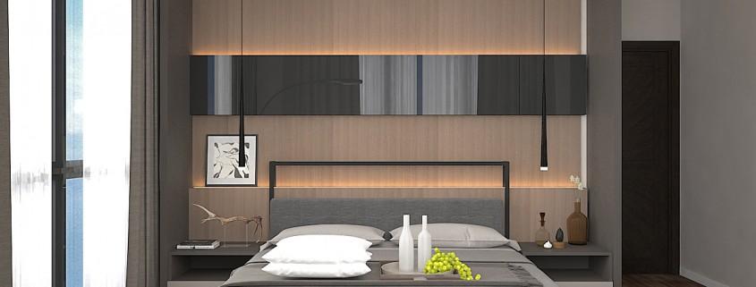 Modern Contemporary - Master Bedroom 01 - Anhans